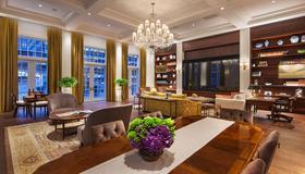 巴克萊洲際酒店 - 紐約 - 紐約 - 餐廳