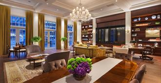 InterContinental New York Barclay - ניו יורק - מסעדה