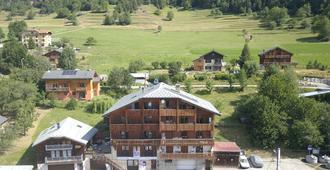 Chalet de la Yodine - Champagny-en-Vanoise - Vista del exterior