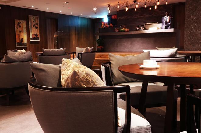 Chiayi Maison de Chine Hotel - Chiayi - Lounge