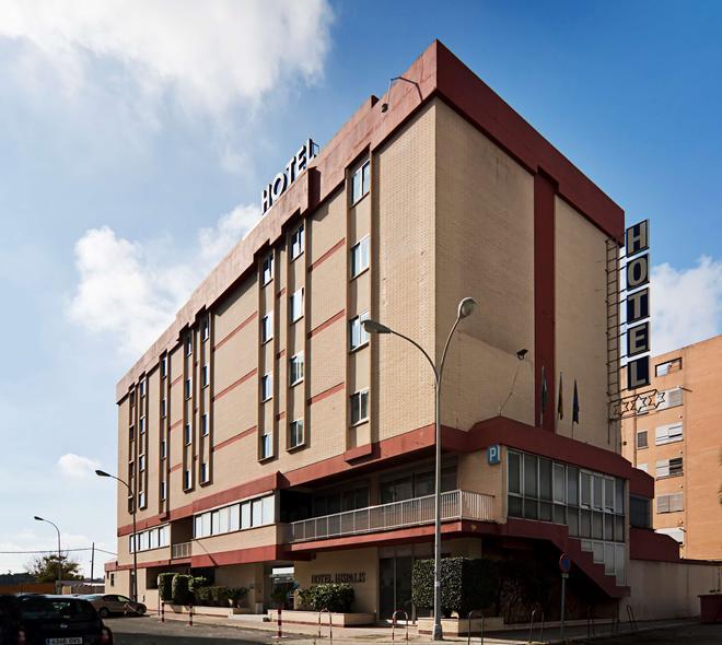 卡泰羅尼亞希斯帕里斯酒店 - 塞維爾 - 塞維利亞 - 建築