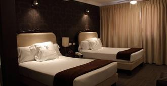 Hotel Clara Luna - הלאפה - חדר שינה