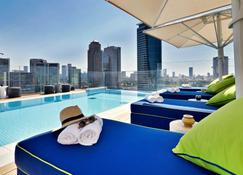 Hotel Indigo Tel Aviv - Diamond District - Ramat Gan - Piscina