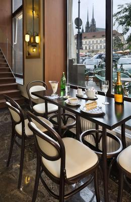 Grandezza Hotel Luxury Palace - Brno - Comedor
