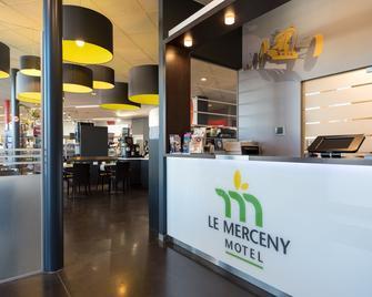 Le Merceny Motel - Bastenaken - Receptie