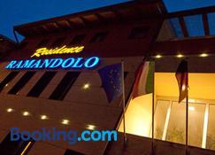 Hotel Ramandolo - Udine - Toà nhà