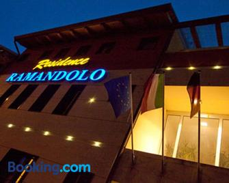 Hotel Ramandolo - Udine - Gebouw