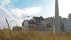 海灘酒店席凡寧根 - 海牙 - 建築