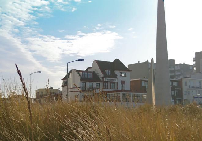 Strandhotel Scheveningen - Χάγη - Κτίριο