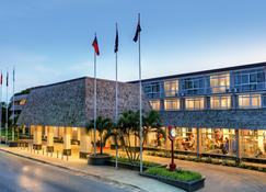 Tanoa International Dateline Hotel - Nukualofa - Edificio