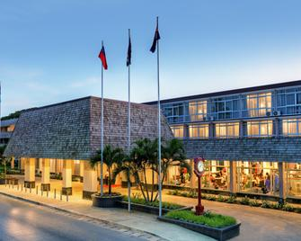 Tanoa International Dateline Hotel - Nuku'alofa - Building