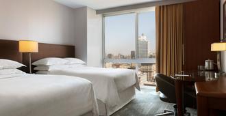 Sheraton Tribeca New York Hotel - New York - Schlafzimmer