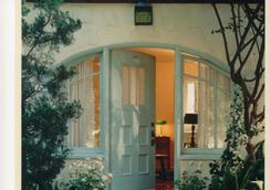Chateau Marmont - Los Angeles - Dining room