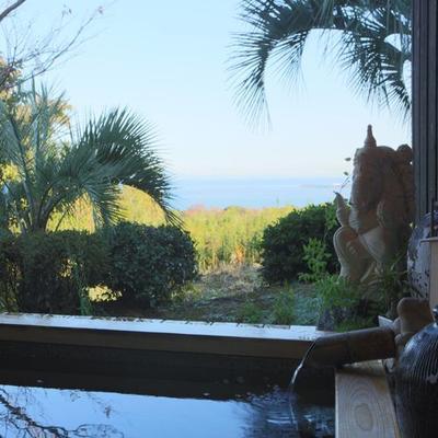 Ito Onsen Ocean View Villa Jaiz - 伊東 - 室外景