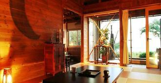 Ito Onsen Ocean View Villa Jaiz - 伊東 - 餐廳