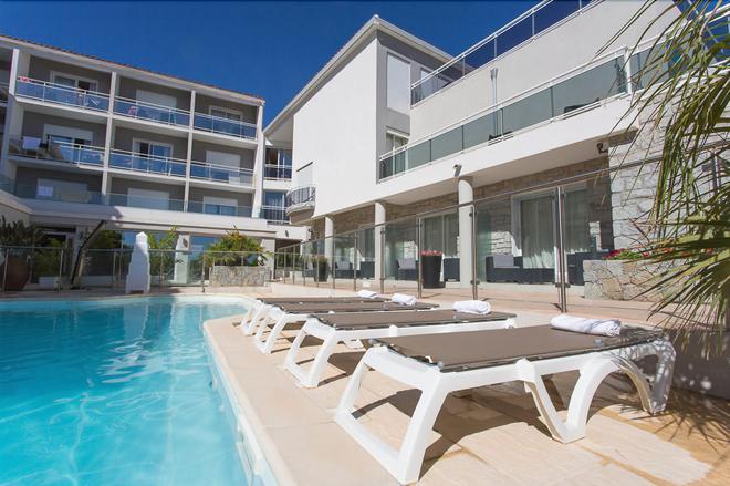 Hotel Revellata - Calvi - Bể bơi