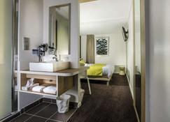 Brit Hotel Le Kerodet - แกงแปร์ - ห้องนอน
