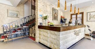 Hotel Sercotel Alfonso VI - Toledo - Recepción