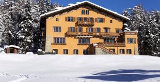 Chesa Spuondas - St. Moritz - Building