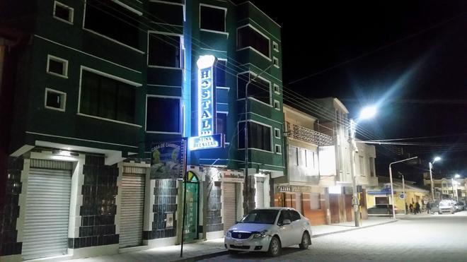 Reina del Salar - Uyuni - Edificio