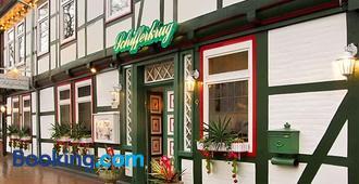 Schifferkrug Hotel & Restaurant - Целле - Здание