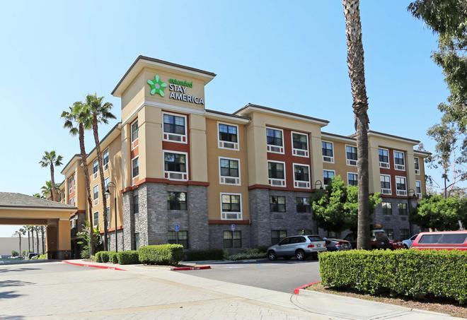 Extended Stay America-Orange County- Anaheim Convention Ctr - Anaheim - Rakennus