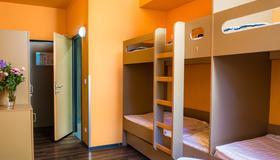 Hostel Vienna Hütteldorf - Vienna - Bedroom