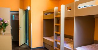 Hostel Hütteldorf - וינה - חדר שינה