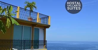 Hostal Vallarta Suites - Puerto Vallarta - Näkymät ulkona