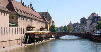 Hôtel Mercure Strasbourg Centre Petite France - Strasbourg - Utomhus