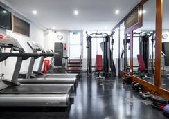 Roland House - London - Gym