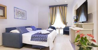 Hotel Ristorante Toscana - Alassio - Bedroom