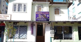 Hostal La Zona - Quito - Edificio