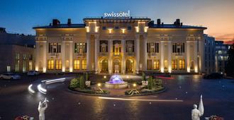 Swissôtel Resort Sochi Kamelia - Sochi - Toà nhà
