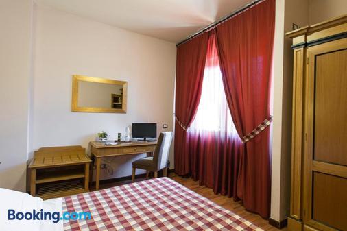 Hotel Il Giardino - Siena - Bedroom