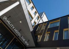 Quality Hotel The Box - Linköping - Edificio