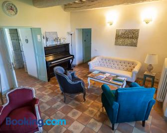 Il Podere Degli Artisti - San Casciano Dei Bagni - Living room