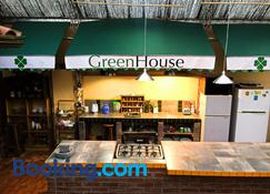 Greenhouse Bolivia - Hostel - La Paz - Edificio