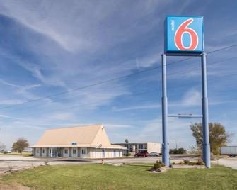 Motel 6 Mattoon, IL - Mattoon - Gebäude