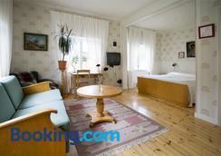 Borgs Villahotell - Norrköping - Bedroom