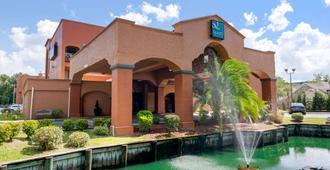 品質套房酒店 - 傑克遜維爾 - 杰克遜維爾(佛羅里達州) - 建築