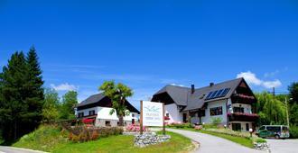 Plitvice Miric Inn - Plitvicka Jezera - Gebäude