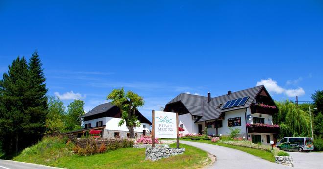 Plitvice Miric Inn - Plitvicka Jezera - Rakennus