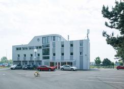 The Originals Access, Hôtel Les Iris, Berck-Sur-Mer (P'tit Dej-Hotel) - Berck - Building