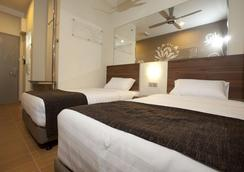 Tune Hotel - Danga Bay Johor - Johor Bahru - Habitación