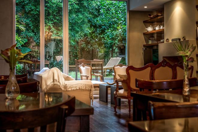 248 Finisterra Hotel Boutique Argentino - Buenos Aires - Restaurant