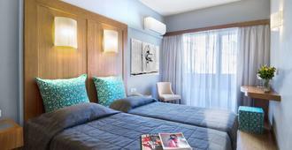 赫耳墨斯酒店 - 雅典 - 雅典 - 臥室