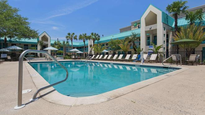 Best Western Seaway Inn - Gulfport - Uima-allas