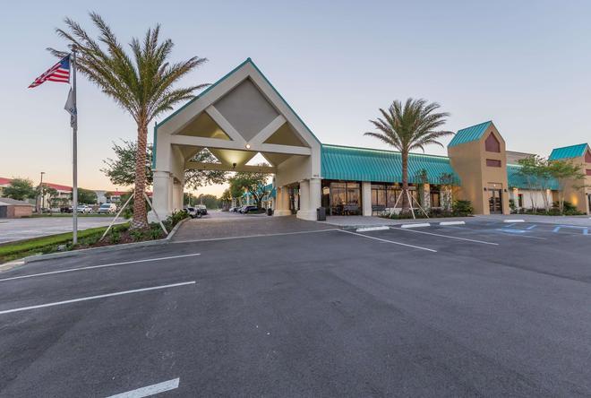 Best Western Seaway Inn - Gulfport - Rakennus