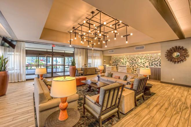 Best Western Seaway Inn - Gulfport - Oleskelutila
